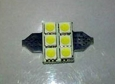 Светодиоды MLux T10-31-6SMD CAN-BUS